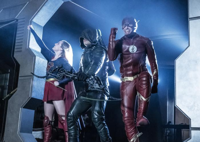 Imagen de Legends of Tomorrow (2014 - ?) 4x16: Hey, World!