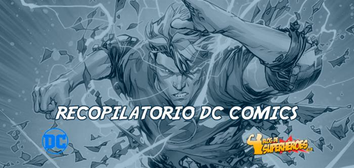 Recopilatorio DC Comics: llega Flash Year One