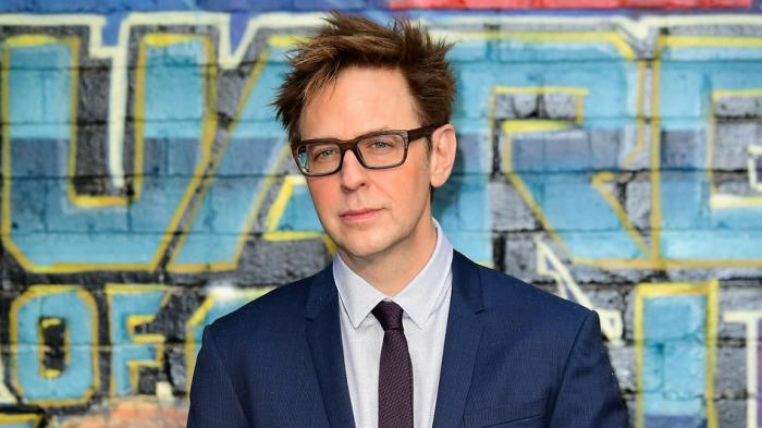 James Gunn en la promoción de Guardianes de la Galaxia vol. 2