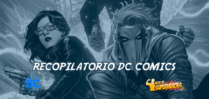 Recopilatorio DC Comics: regreso de WildCATS