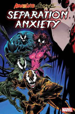 Portada de Absolute Carnage: Separation Anxiety #1