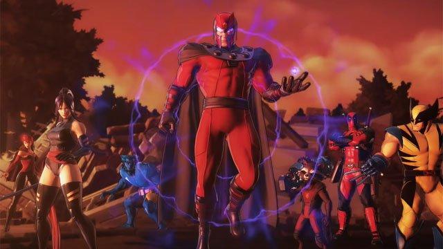 Los X-Men en nuevo trailer de Marvel Ultimate Alliance 3