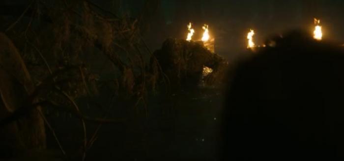 Swamp Thing 1x01: Pilot