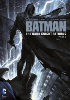 "Portada de ""The Dark Knight Returns Parte 1"""