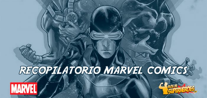 Recopilatorio Marvel Comics: nuevo look para Cyclops en House of X