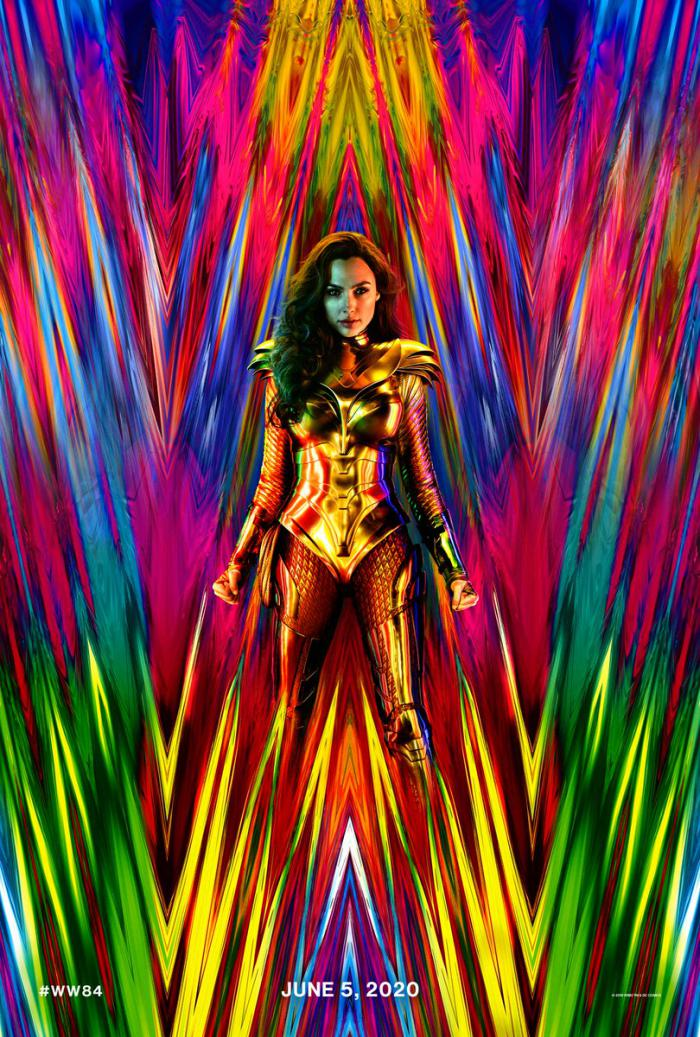 Póster de Wonder Woman 1984 (2020)