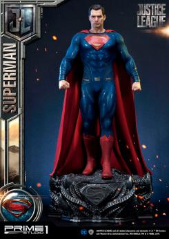 Figura de Superman en Justice League de Prime 1 Studio