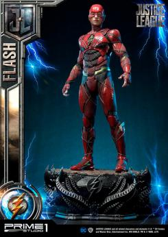 Figura de Flash en Justice League de Prime 1 Studio