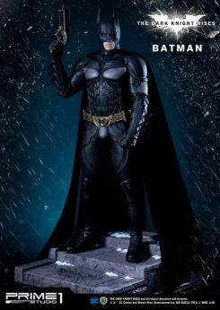Figura de Batman en The Dark Knight Rises de Prime 1 Studio