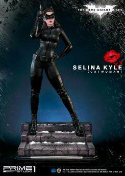 Figura de Catwoman en The Dark Knight Rises de Prime 1 Studio