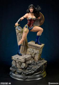 estatua wonder woman new52 prime 1