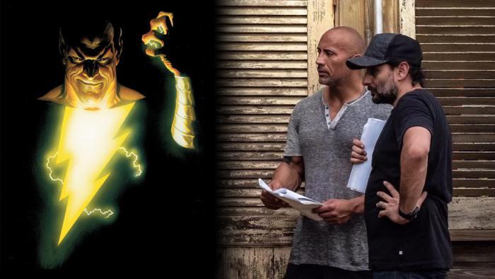 Jaume Collet-Serra en negociaciones para dirigir la película de Black Adam