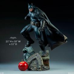 estatua de batman de sideshow