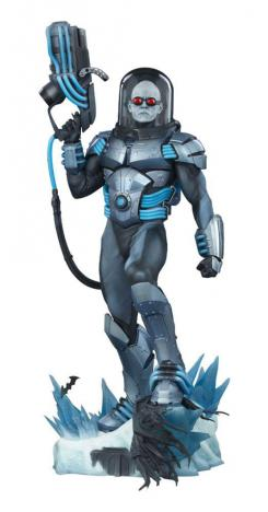 estatua de Mr. Freeze de sideshow