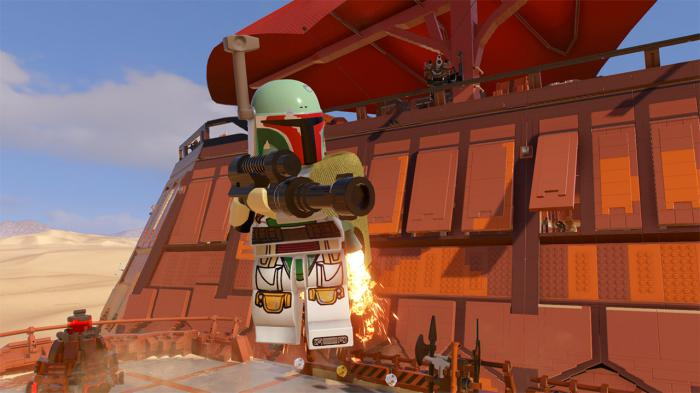 Imagen de LEGO Star Wars: The Skywalker Saga (2020)