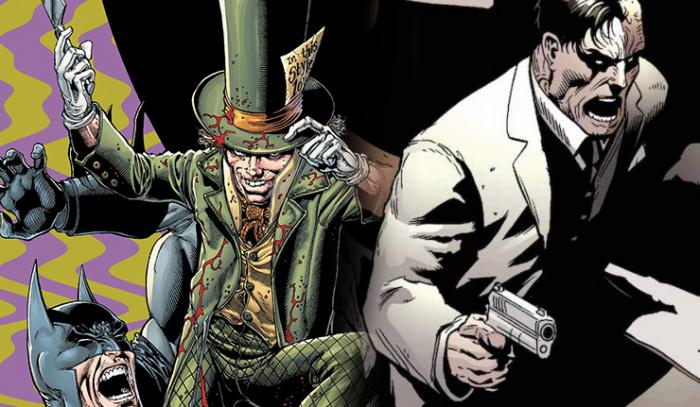 Mad Hatter y Two Face rumoreados para The Batman (2021)