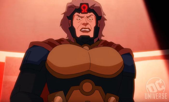 Imagen de la segunda mitad de Young Justice: Outsiders
