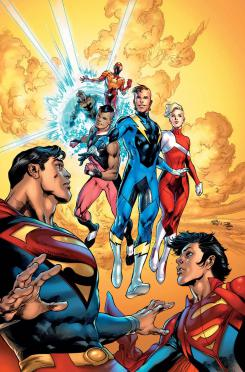 Legión de Superhéroes regresa en Superman #15