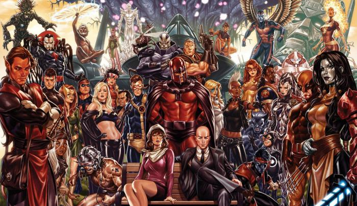 Imagen promocional de X-Men, de Hickman (House of X y Powers of X)