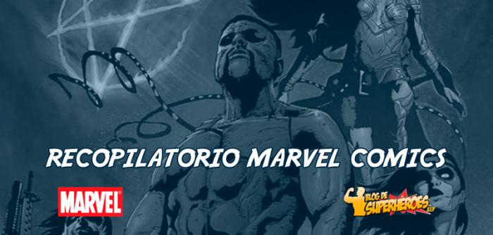 Recopilatorio Marvel Comic: Strikeforce, teasers de House of X y Powers of X, regreso de King Thor...