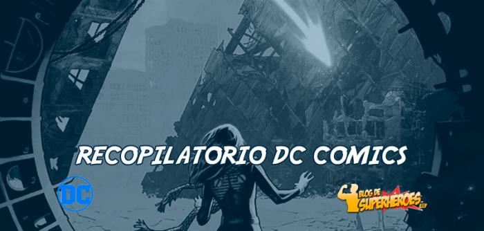 Recopilatorio DC Comics: regreso de Legión de Superhéroes