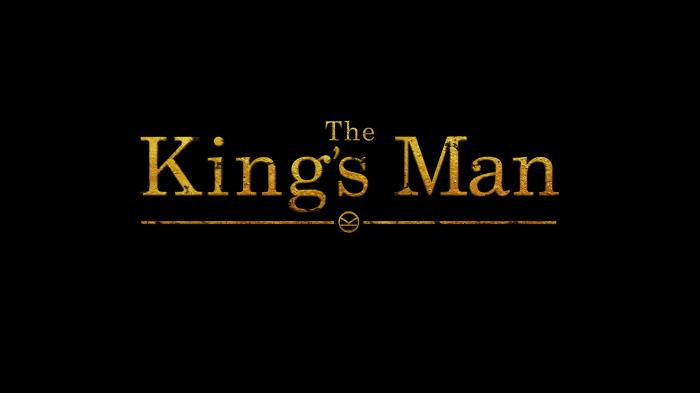 Logo oficial de The King's Man (2020)