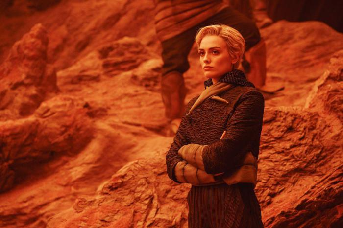 Imagen de Krypton 2x03: Will To Power