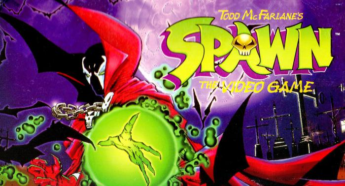 Spawn The videogame