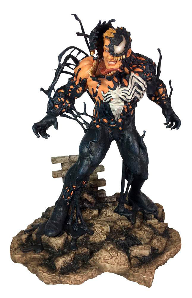 estatua de venom de diamond select