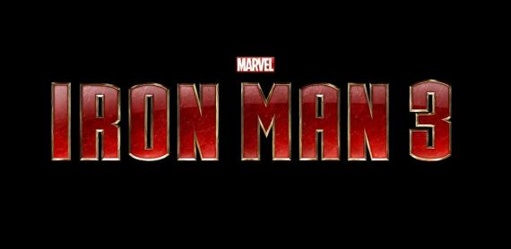 Logo de Iron Man 3 (2013)