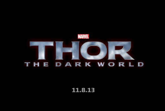 Logo de Thor: The Dark World (2013)