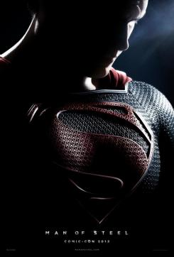 Primer póster de Man of Steel (2013)
