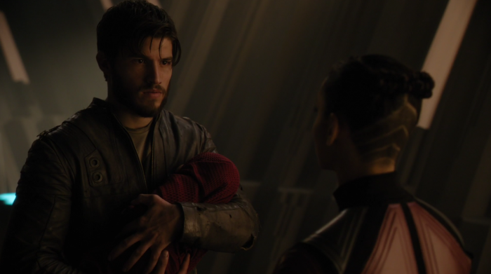 Imagen de Krypton 2x04: Danger Close