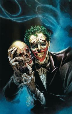 Imagen portada de The Joker: Year of the Villain #1