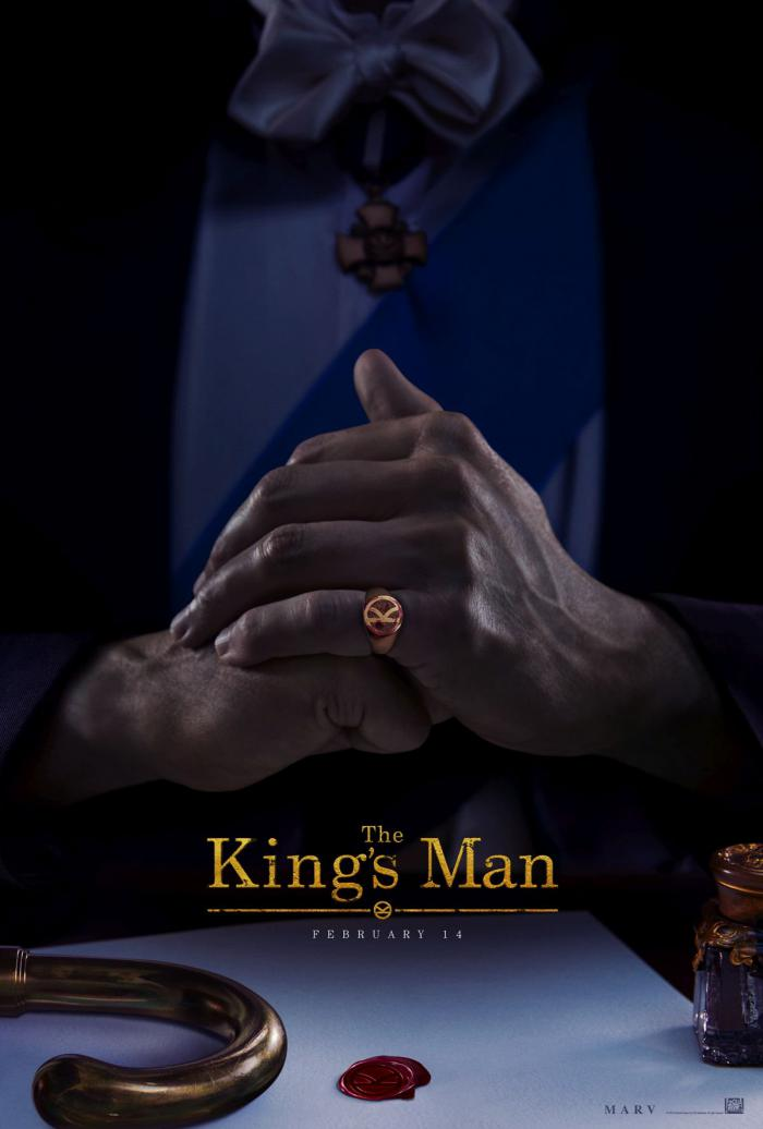 Primer pósters de The King´s Man (2020)