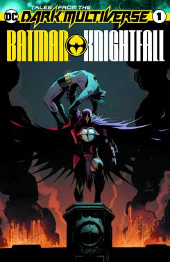 Imagen de Tales from the Dark Multiverse: Knightfall #1