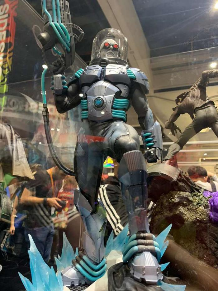 Exposición en la San Diego Comic Con 2019: Mr. Freeze