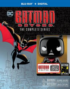 Carátula de la Batman Beyond: The Complete Animated Series Limited Edition