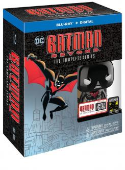 Caja de la Batman Beyond: The Complete Animated Series Limited Edition