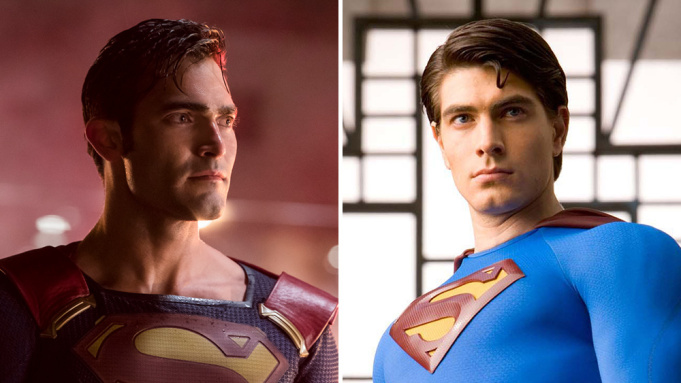 Tyler Hoechlin y Brandon Routh regresan como Superman para el crossover Crisis on Infinite Earth