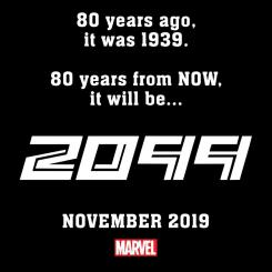 Teaser Marvel Comics evento regreso de 2099