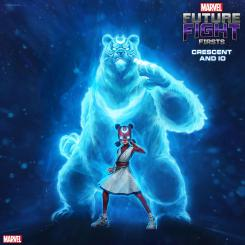 Marvel Future Fight Firsts Crescent and IO