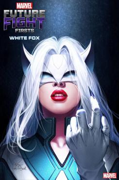 Marvel Future Fight Firsts White Fox