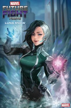 Marvel Future Fight Firsts Luna Snow