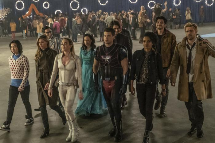Imagen de Legends of Tomorrow 4x16: Hey, World!