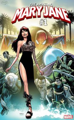Imagen portada de The Amazing Mary Jane #1