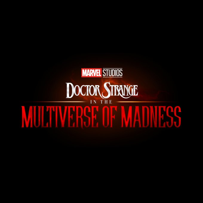 Logo de Doctor strange in the Multiverse of Madness (2021)