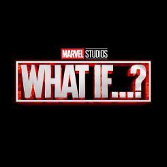 Logo de la animación What If...?