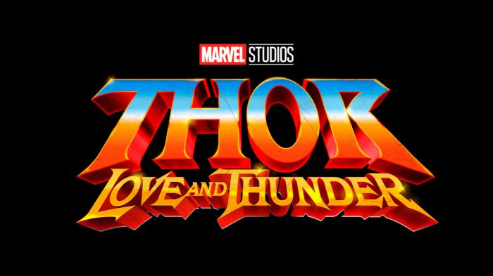 Logo de Thor: Love and Thunder