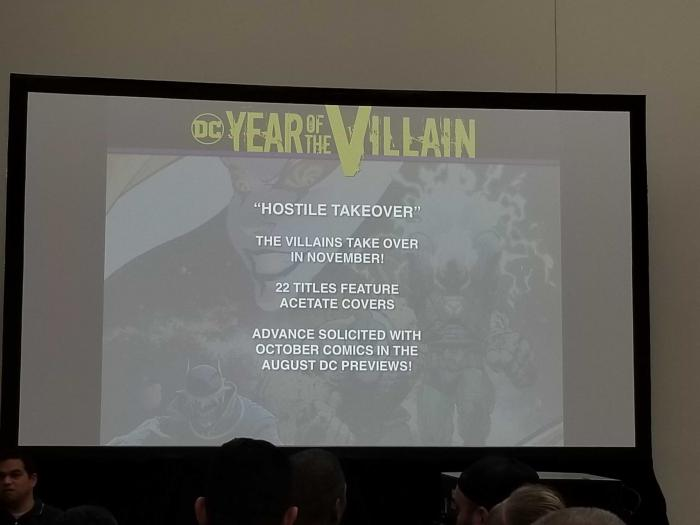 Teaser de Year of the Villain: Hostile Takeover